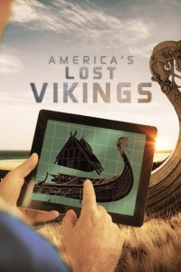 America's Lost Vikings Cover, Online, Poster