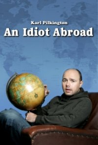 An Idiot Abroad Cover, Online, Poster