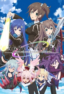 Ange Vierge, Cover, HD, Serien Stream, ganze Folge