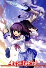 Cover Angel Beats!, Poster Angel Beats!