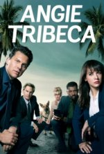 Cover Angie Tribeca: Sonst nichts!, Poster Angie Tribeca: Sonst nichts!