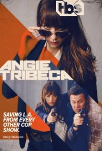 Angie Tribeca: Sonst nichts! Cover, Poster, Angie Tribeca: Sonst nichts!