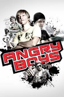 Angry Boys Cover, Online, Poster