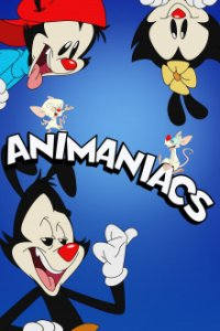 Poster, Animaniacs (2020) Serien Cover