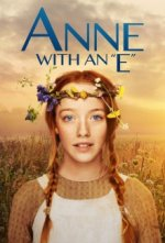 Cover Anne with an E, Poster Anne with an E