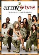 Cover Army Wives, Poster Army Wives