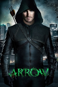 Arrow, Cover, HD, Stream, alle Folgen