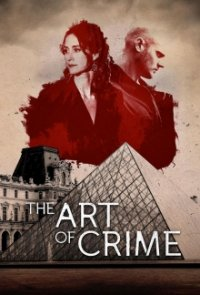 Poster, Art of Crime Serien Cover
