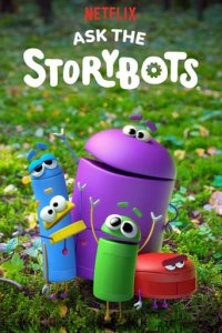 Poster, Ask the Storybots Serien Cover
