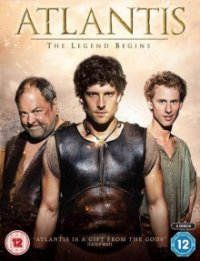 Cover Atlantis, TV-Serie, Poster