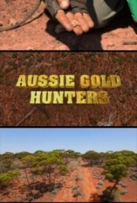 Cover Australian Gold – Schatzsuche Down Under, TV-Serie, Poster