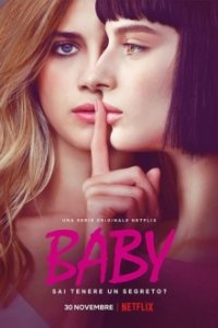 Poster, Baby Serien Cover
