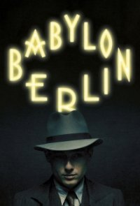 Cover Babylon Berlin, Poster Babylon Berlin