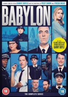 Cover Babylon, TV-Serie, Poster
