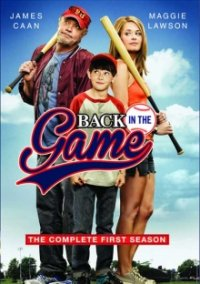 Back in the Game Serien Cover