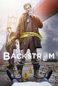 Cover Backstrom, TV-Serie, Poster