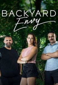 Poster, Backyard Envy Serien Cover