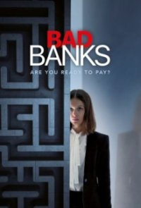 Bad Banks Cover, Poster, Blu-ray,  Bild