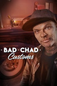 Poster, Bad Chad Customs Serien Cover