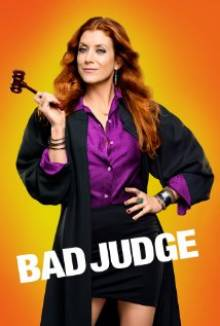 Bad Judge Cover, Poster, Bad Judge DVD