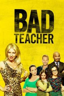 Cover Bad Teacher, TV-Serie, Poster