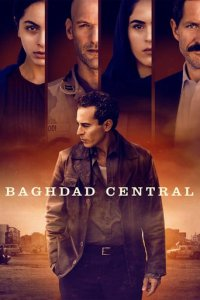 Poster, Baghdad Central Serien Cover