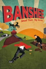 Cover Banshee: Small Town. Big Secrets., Poster Banshee: Small Town. Big Secrets.