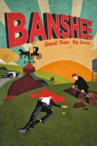 Cover Banshee: Small Town. Big Secrets., Poster
