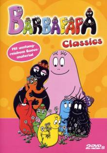 Cover Barbapapa, Poster
