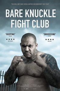 Poster, Bare Knuckle Fight Club Serien Cover