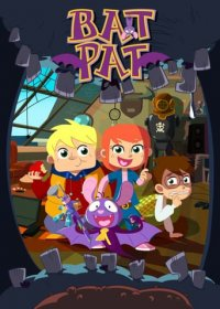Cover Bat Pat, Poster
