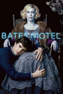 Bates Motel, Cover, HD, Stream, alle Folgen