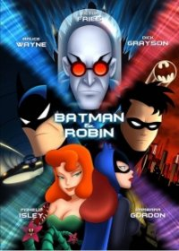 Cover Batman & Robin, Poster