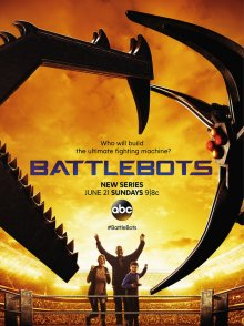 Cover BattleBots, Poster