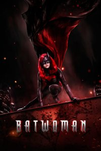 Poster, Batwoman Serien Cover