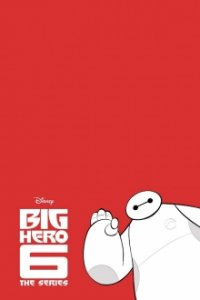 Poster, Baymax - Robowabohu in Serie Serien Cover