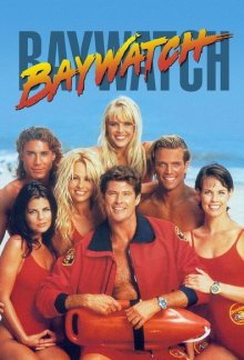 Cover Baywatch, Poster Baywatch