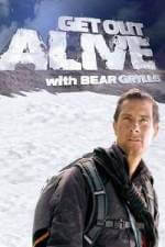 Cover Bear Grylls: Get Out Alive, Poster Bear Grylls: Get Out Alive