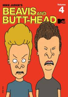 Cover Beavis und Butt-Head, Poster