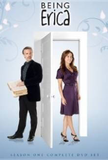 Being Erica – Alles auf Anfang Cover, Poster, Being Erica – Alles auf Anfang DVD