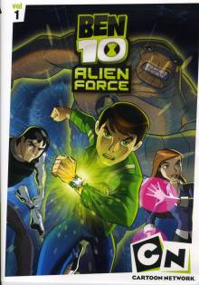 Cover Ben 10: Alien Force, Ben 10: Alien Force