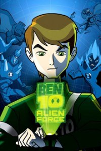 Cover Ben 10: Alien Force, Poster