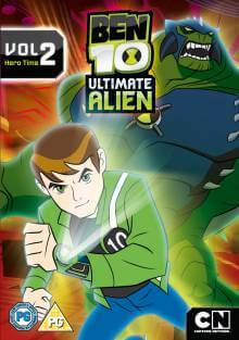 Cover Ben 10: Ultimate Alien, Poster
