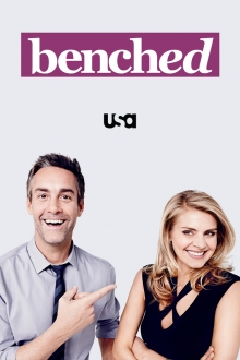 Benched, Cover, HD, Serien Stream, ganze Folge