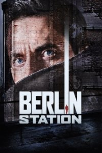 Poster, Berlin Station Serien Cover