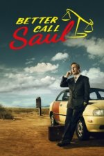 Cover Better Call Saul, Poster Better Call Saul