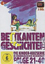 Cover Bettkantengeschichten, Poster Bettkantengeschichten
