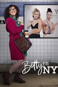 Poster, Betty in New York Serien Cover