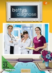 Poster, Bettys Diagnose Serien Cover