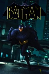Cover Beware the Batman, Poster
